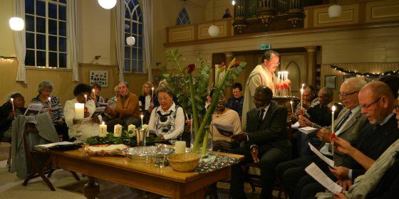 Adventviering in Den Helder